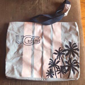 Ugg Canvas Bag